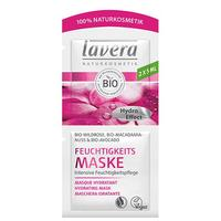 Lavera Deep Hydrating Mask Wild Rose til tør & moden hud, 10ml.