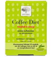 Coffee Diet New Nordic, 120tab.