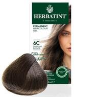 Herbatint 6C hårfarve Dark Ash Blond, 150ml.