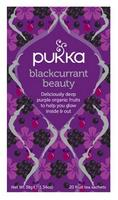 Pukka te Blackcurrant Beauty te Ø, 20br.