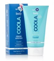 COOLA Body SPF 30 Duftfri, 148ml.