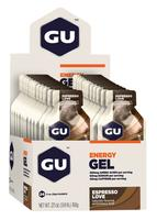 GU Energy Gel Espresso Love, 24stk.