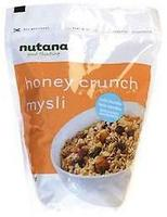 Nutana Mysli Honey Crunch, 650g.