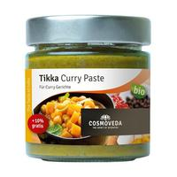 Cosmoveda Tikka Curry Paste Ø, 175g.