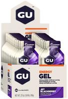 GU Gel Jet Blackberry, 24stk.