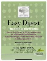 New Nordic Easy Digest, 60tab.