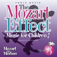 CHILDREN 3 - MOZART IN MOTION
