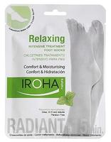 Iroha relax foot mask peppermint 18ml.