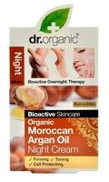 Dr. Organic Night cream argan 50ml.