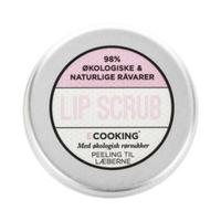 Ecooking Lip scrub, 30 ml