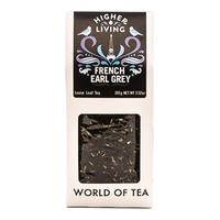 French Earl Grey te løsvægt Higher Living, 100 g