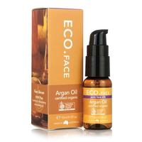 ECO Ansigtsolie Argan, 15 ml.