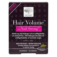 Hair Volume + Nails strong, 60 tab / 59,10 g.