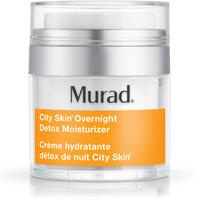 Murad City Skin Overnight Detox Moisturizer, 50ml