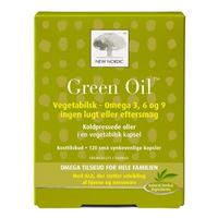 New Nordic Green Oil, 120 kap / 84,60 g