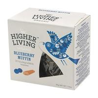 Bluebery Muffin te Ø Higher Living, 20 br