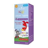 Natures Aid Kidz Immune Support, 150 ml