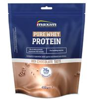 MAXIM PURE WHEY RICH CHOCOLATE, 400g.
