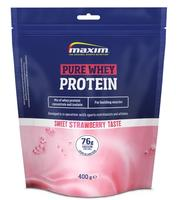 MAXIM PURE WHEY SWEET STRAWBERRY, 400g.