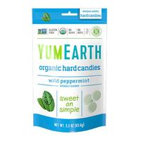 Bolcher Pebermynte Yum Earth, 93g