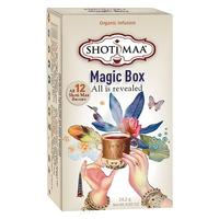 Shoti Maa Magic Box te Ø 12 varianter, 12br