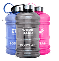 Bodylab Water Bottle Sort (2,2 liter)