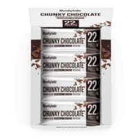 Bodylab Minimum Deluxe Protein Bar Chunky Chocolate, 12x65g.