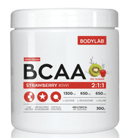 Bodylab BCAA Instant - Strawberry Kiwi, 300g.