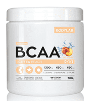 Bodylab BCAA Instant - Ice Tea Peach, 300g.