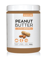 Bodylab Peanut Butter - Super Smooth, 1kg.