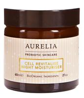 Aurelia Cell Revitalise Night Moisturiser, 60 ml.