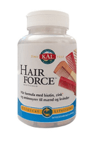 KAL Hair Force, 60 kap.