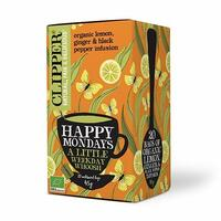 Clipper Te Happy Mondays te Ø, 45g