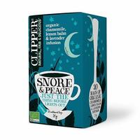 Clipper Te Snore and Peace te Ø, 30g
