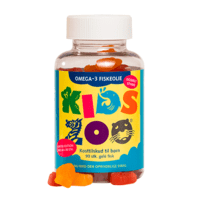 Kids Zoo Omega-3 Limited Edition 60+30 stk, 90stk