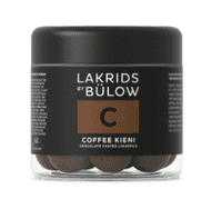 Lakrids by Bülow C - COFFEE KIENI, 125 gram.