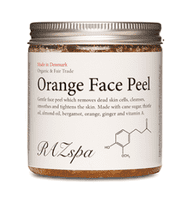 RazSpa Orange Face Peel, 200 g.
