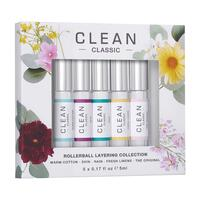 CLEAN Classic 5 Piece Rollerball set, 5 ml.