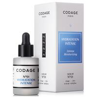 Codage Serum No.1 Intense Moisturizing, 10 ml.