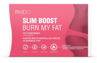 Nupo Slim Boost - Burn My Fat, 2 x 30kaps.