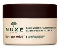 Nuxe Rêve de miel Ultra Comforting Face Balm, 50 ml.