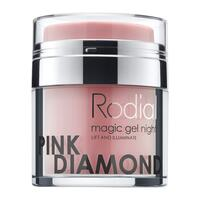Rodial Pink Diamond Magic Gel Night, 50 ml.