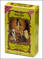 Henna Hårfarve Pulver Neutral, 100g.