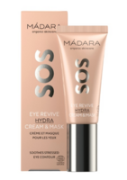 MÁDARA SOS Eye Revive Cream & Mask, 20 ml.