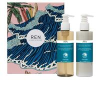 REN Skincare Atlantic Kelp Hand Care Duo Gaveæske