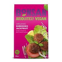 Bonsan Jackfrugt Naturel (findelt) Ø, 200 g.