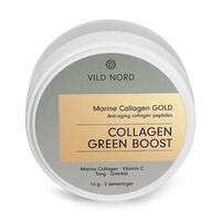 Vild Nord Marine Collagen GREEN BOOST, 14 g.