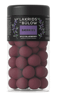 Lakrids by Bülow Bærries Wild Blueberry, 295 g.