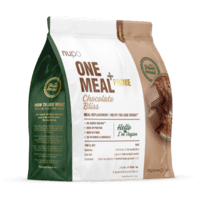 Nupo One Meal +Prime Vegan – Chocolate Bliss, 6/9 port.
