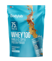 Bodylab Whey 100 Vanilla Ice Coffee, 1kg.